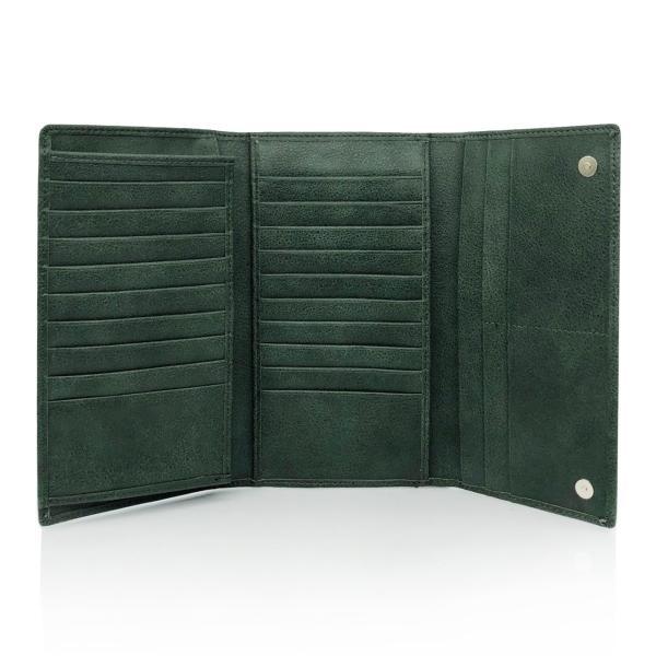 カードケース カードホルダー カード収納 長財布 合成皮革 PU レザー 大容量 メンズ 小銭入れあり RITTA BERA joysgarden 11
