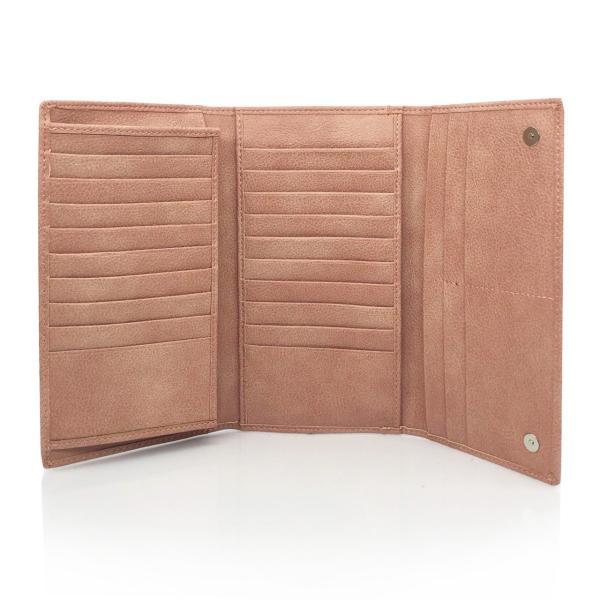 カードケース カードホルダー カード収納 長財布 合成皮革 PU レザー 大容量 メンズ 小銭入れあり RITTA BERA joysgarden 14