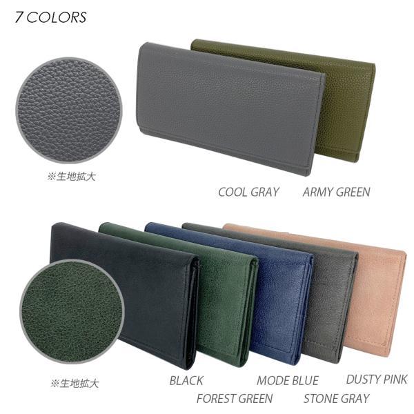 カードケース カードホルダー カード収納 長財布 合成皮革 PU レザー 大容量 メンズ 小銭入れあり RITTA BERA joysgarden 07