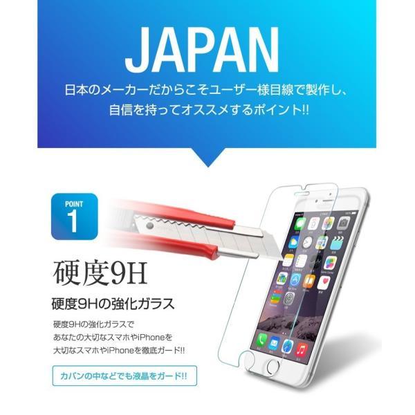 iPhone 保護フィルム ガラスフィルム iPhoneX/XS/XSMax/XR iPhone8/8Plus iPhone 7/7Plus iPhone 6/6s iPhone 6Plus/6sPlus/SE/5S/5C 強度9H日本製ガラス仕様|joyshop|06
