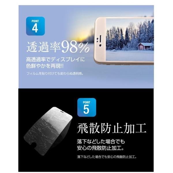 iPhone 保護フィルム ガラスフィルム iPhoneX/XS/XSMax/XR iPhone8/8Plus iPhone 7/7Plus iPhone 6/6s iPhone 6Plus/6sPlus/SE/5S/5C 強度9H日本製ガラス仕様|joyshop|09