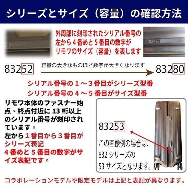 c570a795fa ... リモワ[RIMOWA] エッセンシャル/サルサ用スーツケースカバー マルチホイール(4輪 ...