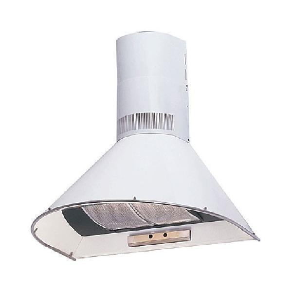 RoomClip商品情報 - クックフードル CookHoodle 壁面取付け レンジフード RZ90/WE ホワイトエンボス