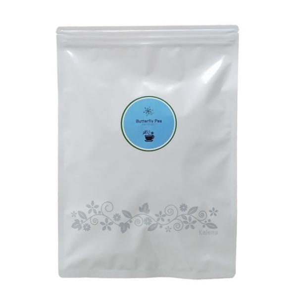 ハーブティー ティーバッグ ノンカフェイン バタフライピー 0.7g×50ティーバッグ 2個セット ButterflyPea 蝶豆 チョウマメ|jpkelena|02