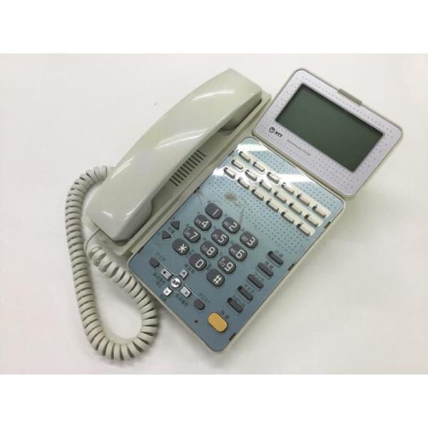 NTTαGX18ボタンバス標準電話機(白)GX-(18)BTEL-(2)(W)リユース中古ビジネスフォン(B00110) 保証付
