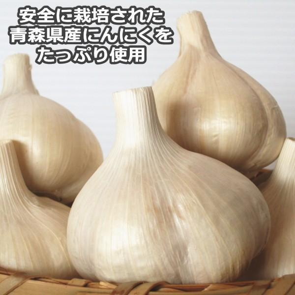 【送料無料】青森県産ホワイト六片種にんにく使用「金印にんにく卵黄」(国産)3袋入-TSUGARU RINGO STATION-|jpn-apple-fan|03