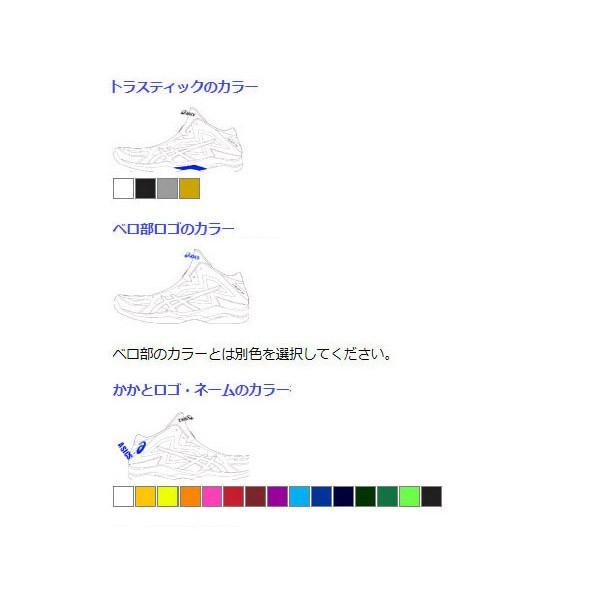 アシックス バレーボールシューズ スペシャルオーダー V-SWITF FF LO TVR800-TVR801-TVR802 jpn-sports 16