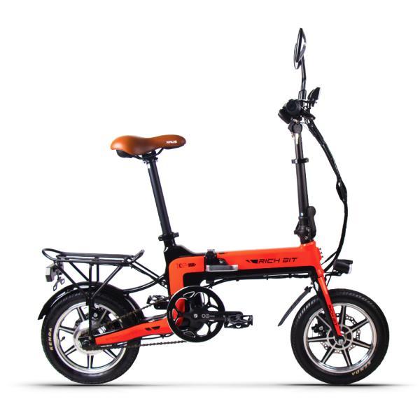 RICHBIT TOP619 SmarteBike  近未来型小型EV 電動自転車 電動バイク 電動スクーター 原付 折り畳み 公道可|jpstars|26