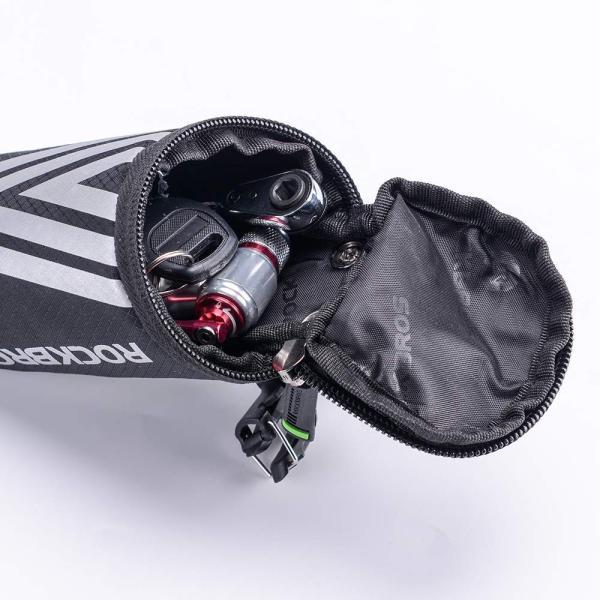 自転車サドルバッグ 自賠責証明書・鍵などの収納に便利|jpstars|03