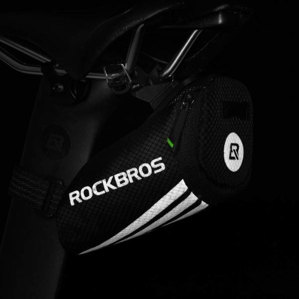自転車サドルバッグ 自賠責証明書・鍵などの収納に便利|jpstars|05