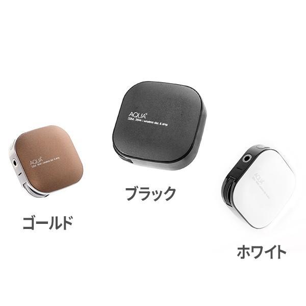 ワイヤレスアンプAQUA+ ハイレゾ音質 32ビット スマホ 音楽|jpt-teds|02