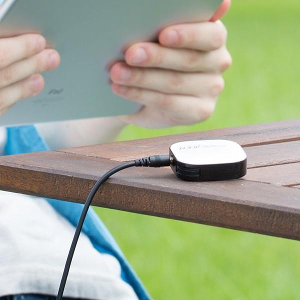 繋ぐだけで究極のハイレゾ音質に!32ビット次世代ワイヤレスアンプ AQUA+|jpt-teds|06