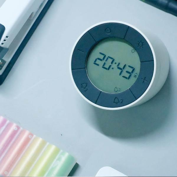 置時計 デジタル 夜も見える 光る おしゃれ Edge|jpt-teds|04