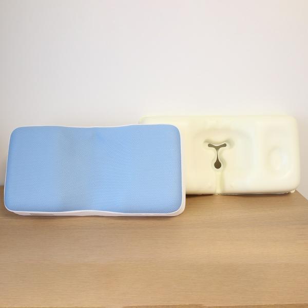 枕 快眠枕 横向き寝枕 洗える 高反発 ジェントルリーマ|jpt-teds|14