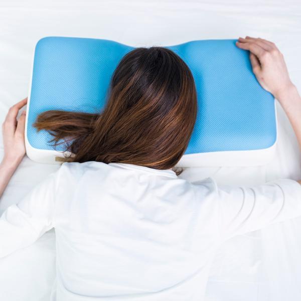 枕 快眠枕 横向き寝枕 洗える 高反発 ジェントルリーマ|jpt-teds|09