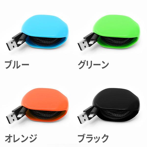 マキトゥルーン2 半自動巻き取り式 ケーブルオーガナイザー イヤホン 充電ケーブル|jpt-teds|05