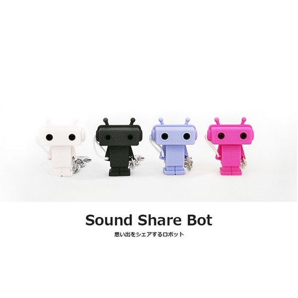 SoundShareBot サウンドシェアボット イヤホンアクセサリー 2つのイヤホン同時接続 jpt-teds 02