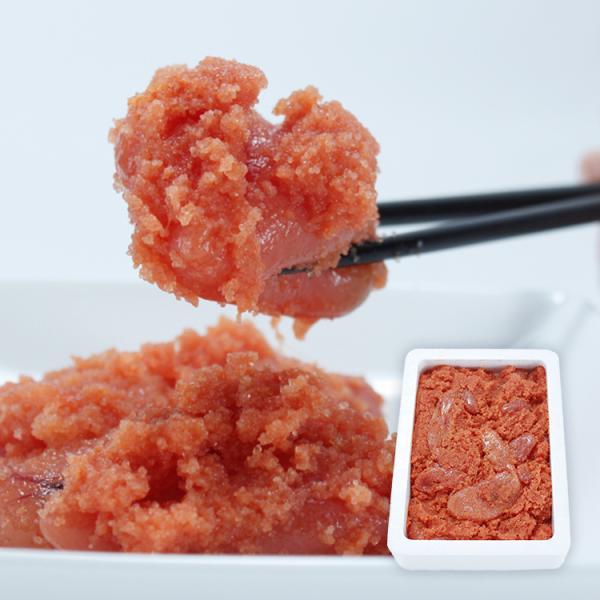 九州 ギフト 2021 源  お徳品  博多辛子明太子 並切子 1kg  発泡スチロール箱 送料無料 冷凍