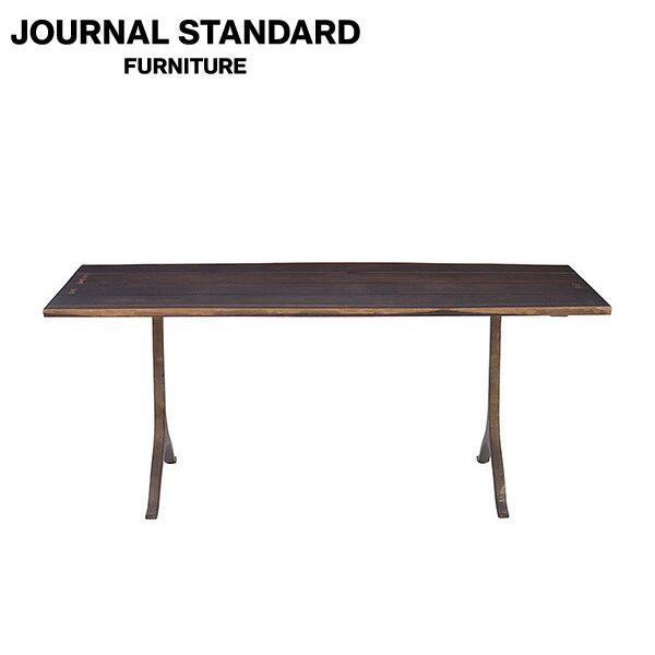 journal standard Furniture ジャーナルスタンダードファニチャー NEXA DINING TABLE SEARED OAK  ネクサ ダイニングテーブル オーク
