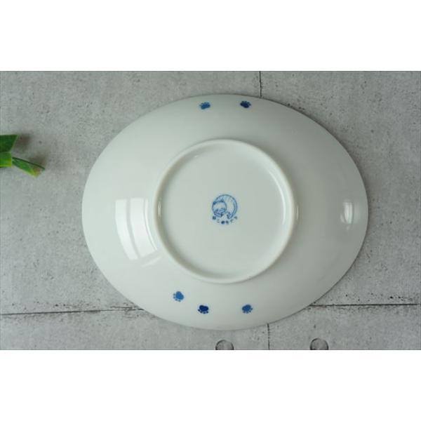 ねこちぐら ミケ 19.5×16cm 60楕円深皿 カレー皿 パスタ皿 子供 丸 ボウル 鉢 美濃焼 国産 日本製 陶器 猫 ネコ ねこ 猫柄 ネコ柄 食器 お子様 キッズ|js-kikaku|04