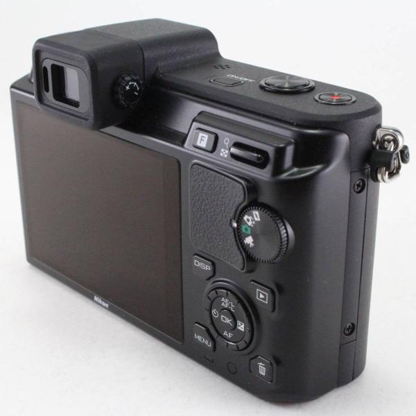 Nikon ミラーレス一眼カメラ Nikon 1 (ニコンワン) V1 (ブイワン) ボディ ブラック N1 V1 BK jsh 03