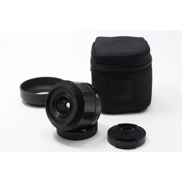 SIGMA 単焦点広角レンズ Art 19mm F2.8 DN ブラック マイクロフォーサーズ用 ミラーレスカメラ専用 929732