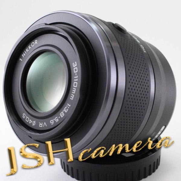 Nikon 望遠ズームレンズ 1 NIKKOR VR 30-110mm f/3.8-5.6 ブラック ニコンCXフォーマット専用