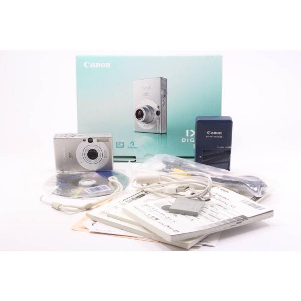 Canon デジタルカメラ IXY (イクシ) DIGITAL 10 シルバー IXYD10(SL)|jsh