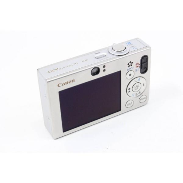 Canon デジタルカメラ IXY (イクシ) DIGITAL 10 シルバー IXYD10(SL)|jsh|03