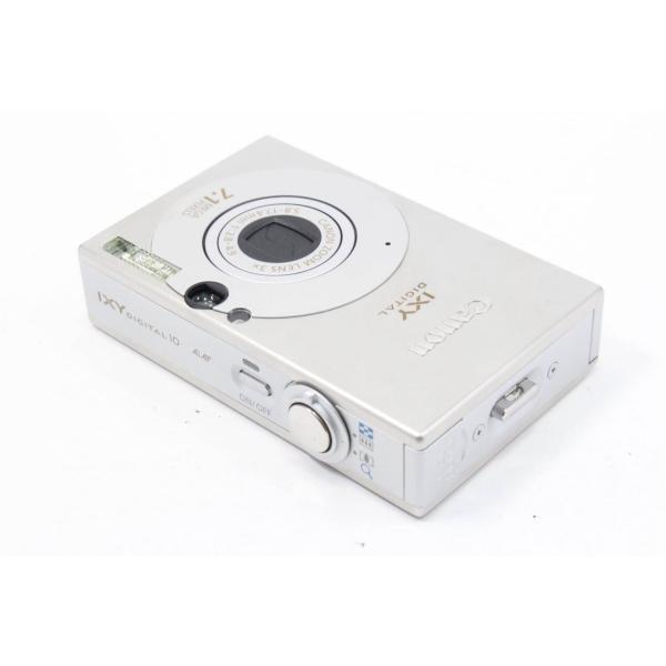 Canon デジタルカメラ IXY (イクシ) DIGITAL 10 シルバー IXYD10(SL)|jsh|04