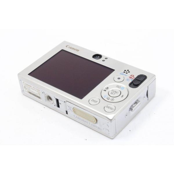 Canon デジタルカメラ IXY (イクシ) DIGITAL 10 シルバー IXYD10(SL)|jsh|05