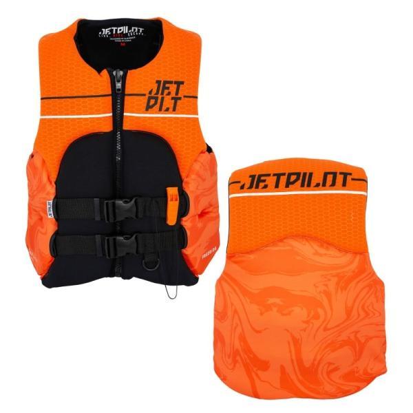 ジェットパイロット ライフジャケット JA21113  FREERIDE F/E VEST ネオベスト JCI予備検査承認 メンズ ジェットスキーウエットスーツ