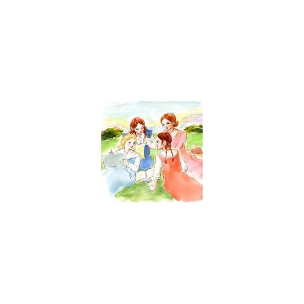 【ダウンロード版】「若草物語」 マルチメディアDAISY図書|jsrpd