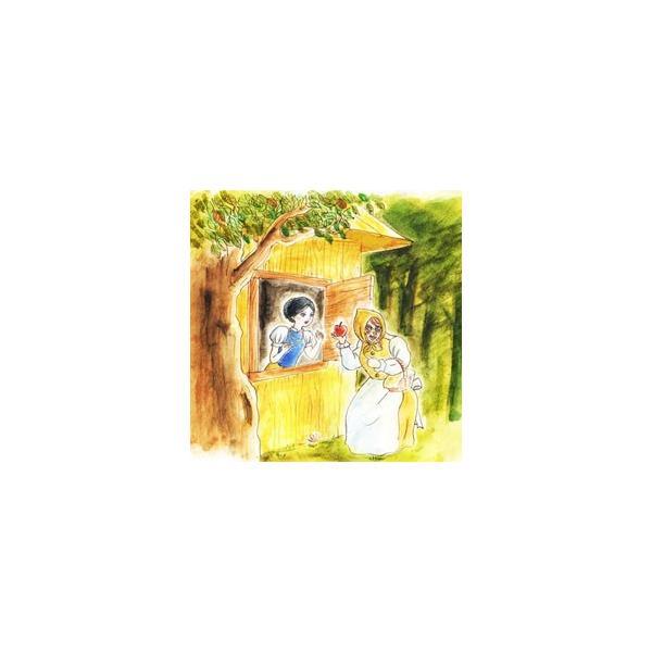 【ダウンロード版】「白雪姫」 マルチメディアDAISY図書|jsrpd