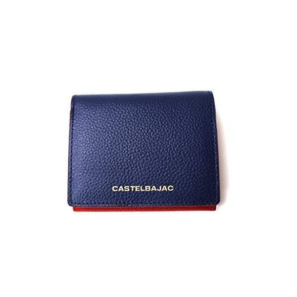 カステルバジャック(バッグ&ウォレット)(CASTELBAJAC)財布ミニ財布2つ折り31604 コン/**