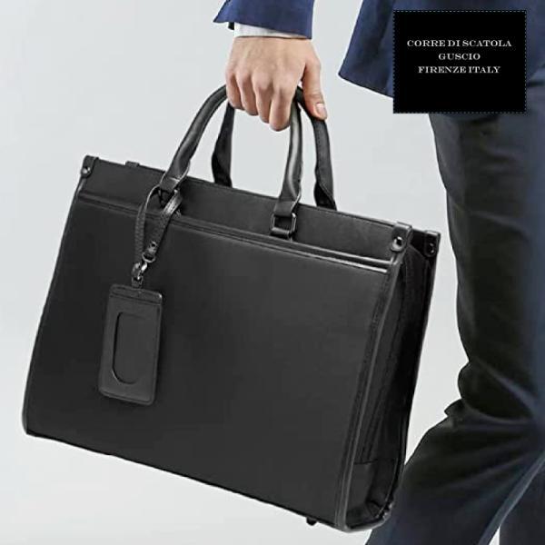 ビジネスバッグ2wayショルダーパスケース付き軽量撥水A4PC大容量ビジネス就活メンズバッグブランド50代40代30代20代19