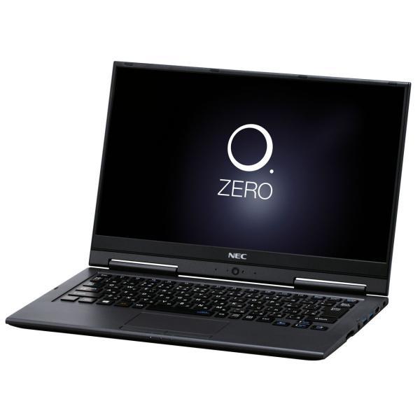 NEC PC-HZ550GAB ノートパソコン LAVIE Hybrid ZERO メテオグレー [13.3型 /intel Core i5 /SSD:256GB /メモリ:4GB /2017年2月モデル]の画像
