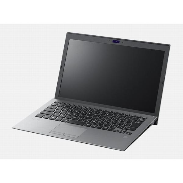 SONY VJS13291211S ノートパソコン S13 シルバー [13.3型 /intel Core i5 /SSD:256GB /メモリ:8GB /2018年6月モデル]の画像