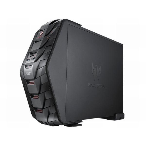 G3-710-H58G/G デスクトップパソコン Predator G3 ブラック [モニター無し /HDD:1TB /SSD:128GB /メモリ:8GB /2017年3月]の画像
