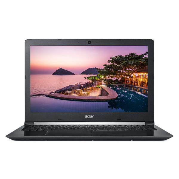 ACER A515-51G-A58G/K ノートパソコン Aspire 5 オブシディアンブラック [15.6型 /intel Core i5 /HDD:1TB /メモリ:8GB /2017年9月モデル]の画像