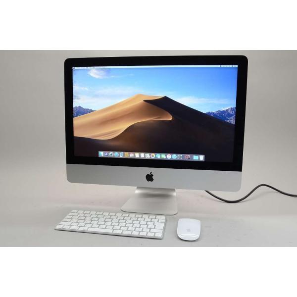 iMac 21.5インチ Retina 4Kディスプレイモデル[2015年/HDD 1TB/メモリ 8GB/3.1GHz2コア Core i5]MK452J/Aの画像
