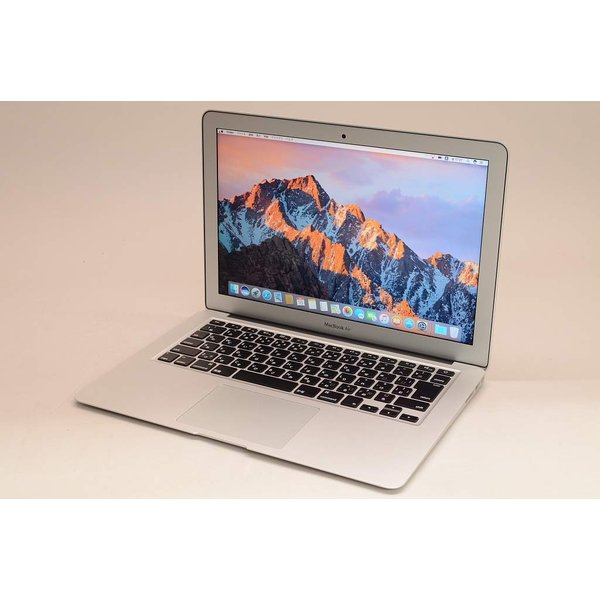 MacBookAir 13インチ [Core i5(1.6GHz)/8GB/SSD:256GB] (Early 2015) MMGG2J/Aの画像