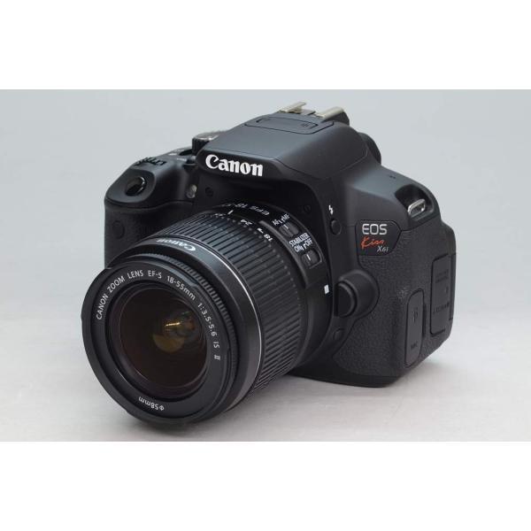 Canon(キヤノン) EOS Kiss X6i ダブルズームレンズキットの画像