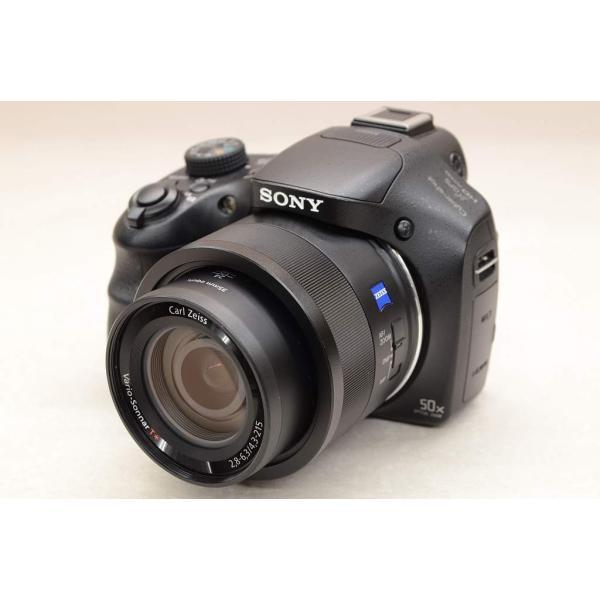 ソニー 望遠タイプデジタルカメラ Cyber-shot(サイバーショット) DSC-HX400Vの画像