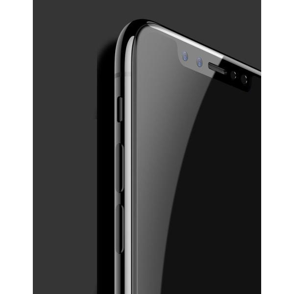ガラスフィルム 保護フィルム 強化ガラス iphone XR  防水 5D やわらかい|juan-j|08
