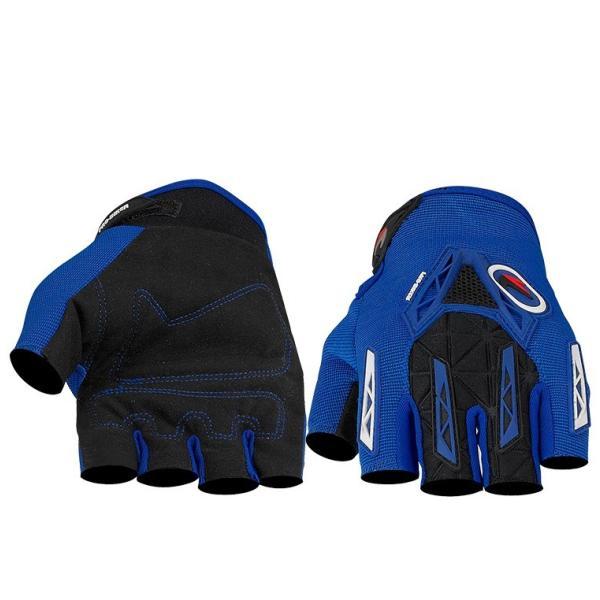 バイクグローブ バイク用品 夏用指切り半指 通勤 街乗りに 手袋 メンズ サイクル用 スノーボード用|juan-j|10