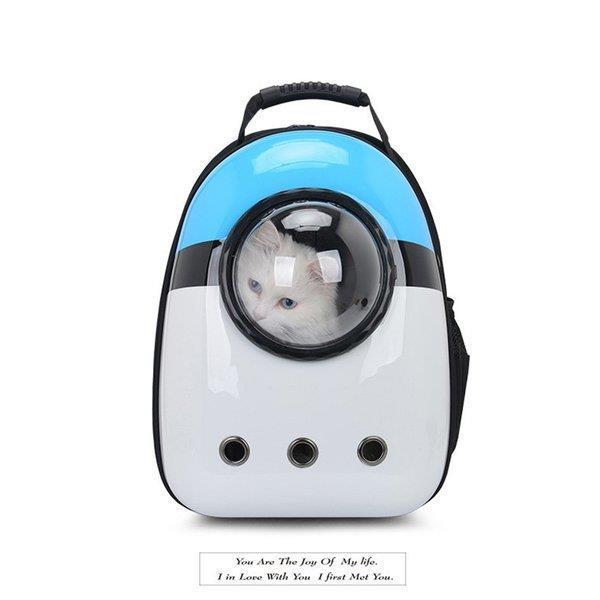 キャリーバッグ 犬用 猫用 リュックサック ペットキャリー ペット用品 キャリー 宇宙船カプセル型 小型犬 ネコ バッグ ペットグッズ 便利 お散歩 お出かけ|juan-j|14