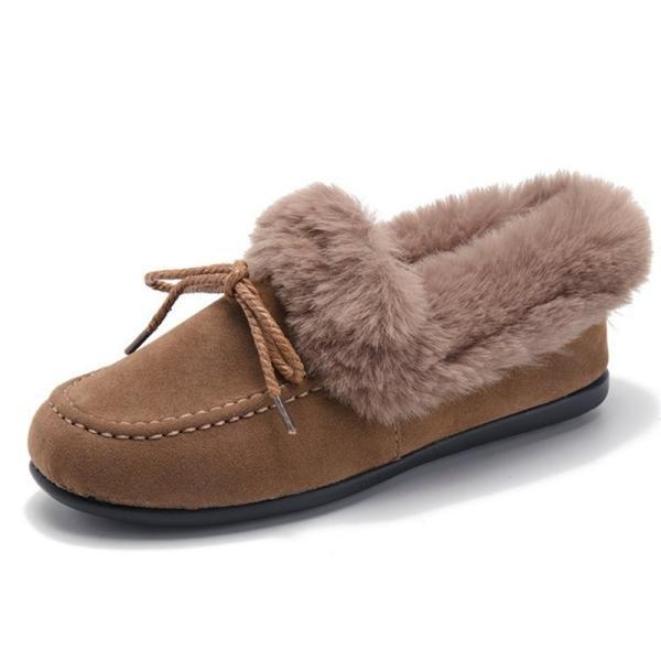 ローカット ムートンブーツ レディース ショート ブーツ ボア 暖かい 靴