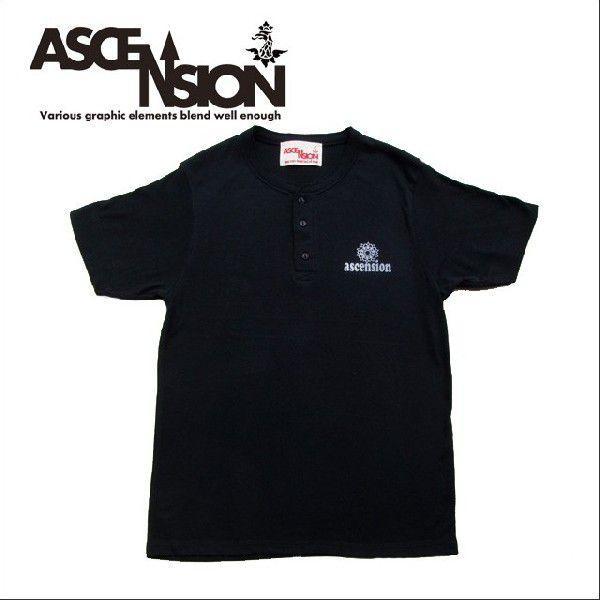 ASCENSION(アセンション)ヘンリーネックTシャツ【BFM】 as-396|juice16