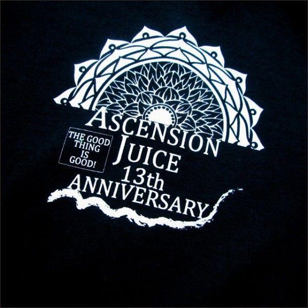 ASCENSION(アセンション)スウエットスタジアムジャケット ASCENSION × JUICE Wネームas-419 juice16 06